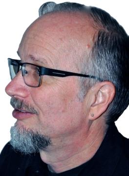 Photo of Michael Dickel by Aviva Dekel