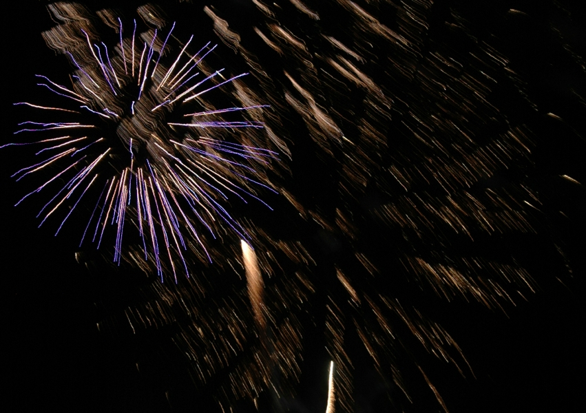 Fireworks from Tzfat Klezmer Festival 2013