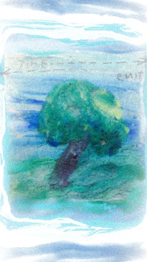Time / Emit 2 (c) 2015 Michael Dickel