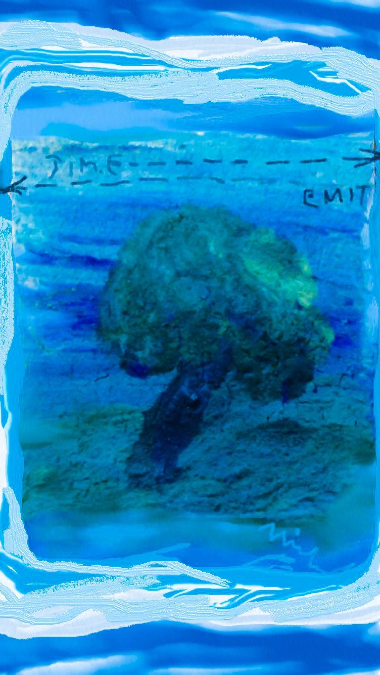 Time / Emit 3 (c) 2015 Michael Dickel